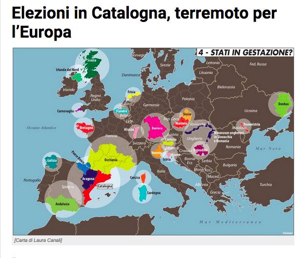 Dalmazia Italiana Cartina.Istria Fiume E Dalmazia Non Si Toccano Basta Con Le Provocazioni Dei Nazionalisti Italiani Agoravox Italia